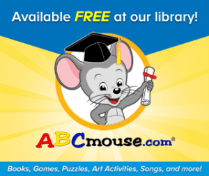 ABCmouse FREE at our library!