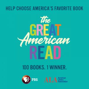 The Great American Read graphic