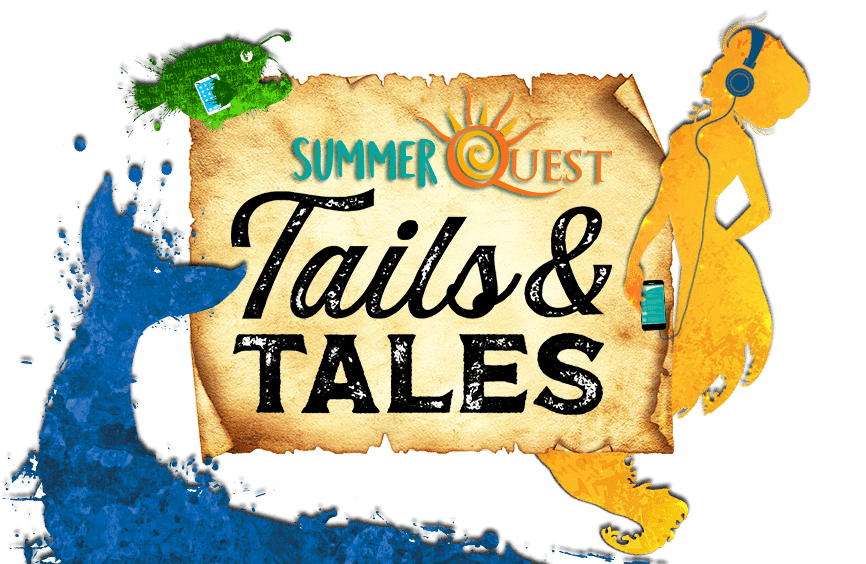 Find YOUR summer adventure with the Library!