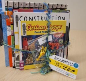Curious George Book Bundle for ages 0-8