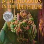 book cover for King Bidgood's in the Bathtub