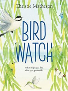 Bird Watch book cover