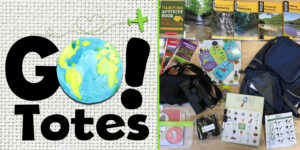 GO Totes! Hiking Kentucky Kit