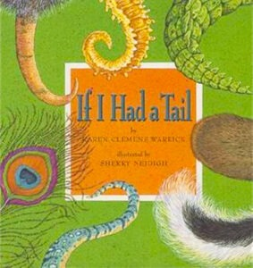 If I Had a Tail book cover