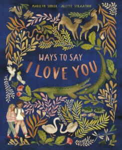 Ways to Say I Love You book covver