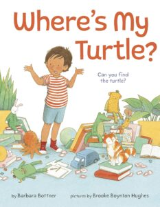 Where's My Turtle? book cover