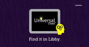 Universal Class - Find it in Libby